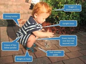 squat instructions