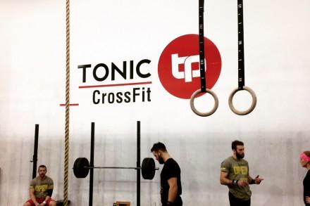 Tonic Crossfit Logo