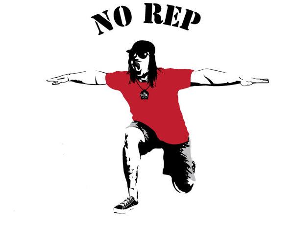 no rep